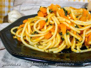 Спагетти с тыквой