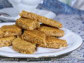 Печенье спекюлос с коричневым сахаром