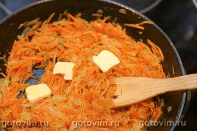 Судак с овощами в духовке, Шаг 04
