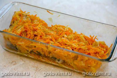 Судак с овощами в духовке, Шаг 08