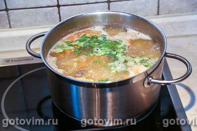 Суп из баранины с белой фасолью, Шаг 04