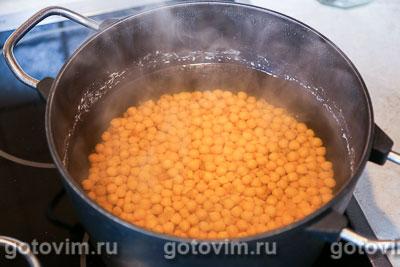 Суп с бараниной и нутом, Шаг 03