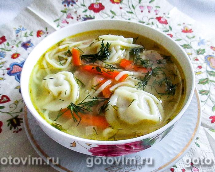 рецепт суп лапша по казацки