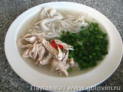 рецепт вьетнамского супа фо из курицы