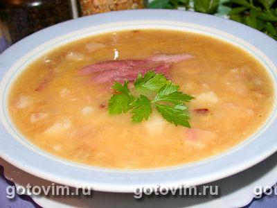 вкусный суп с копченостями рецепт