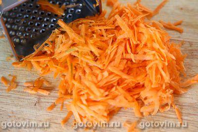 Суп с фрикадельками и зеленым горошком, Шаг 01