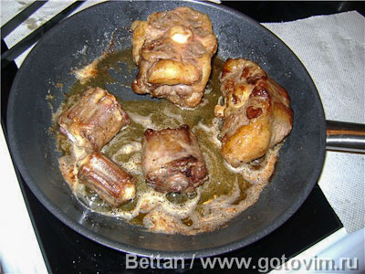 рецепт супа из говяжьих хвостов