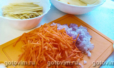 куриный суп с вермишелью в мультиварке рецепт с фото