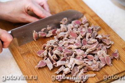 Суп из куриных желудочков с овощами, Шаг 01