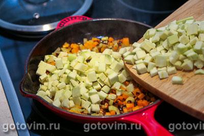 Суп из куриных желудочков с овощами, Шаг 04
