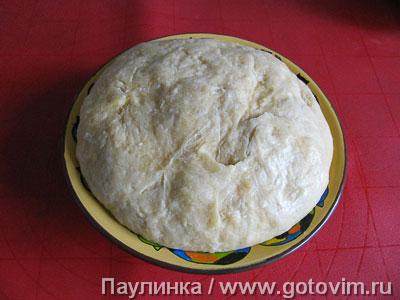 Суп страччателла по-римски с пастой тальолини, Шаг 03