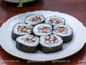 Суши-цветок (хана суши)