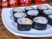 Маки-суши (Maki sushi rolls)