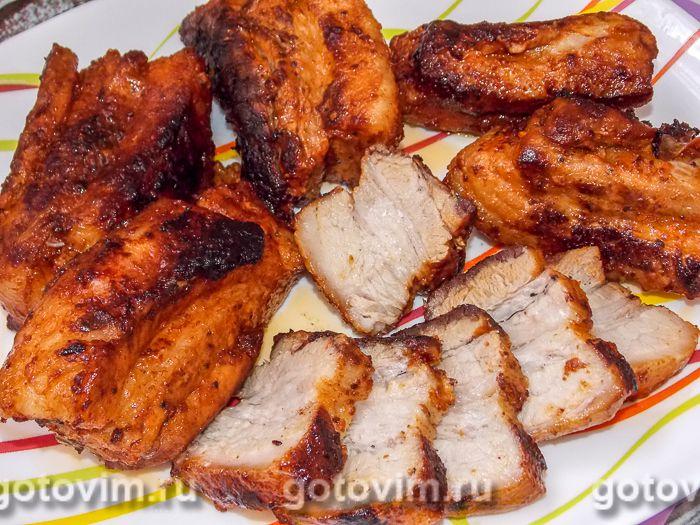 что можно приготовить из свиной прослойки