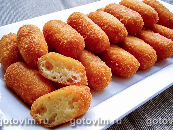 крокеты сырные рецепт с фото