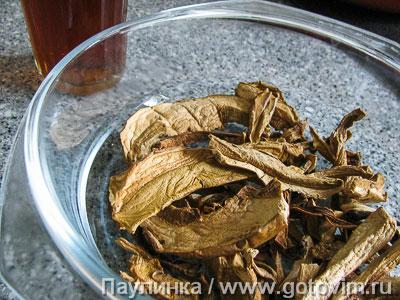 Тальятелле с белыми грибами в сливочном соусе, Шаг 06