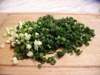 Фотографии рецепта Салат из печени трески, Шаг 01