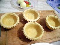 Фотографии рецепта Салат из печени трески, Шаг 04
