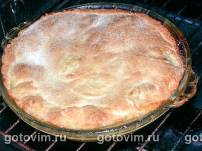 Яблочный пирог Татен, Шаг 04