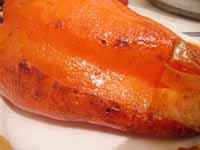 Теплый салат из куриных потрошков с опятами, Шаг 02