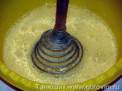 Пряничное тесто (медовое), Шаг 05