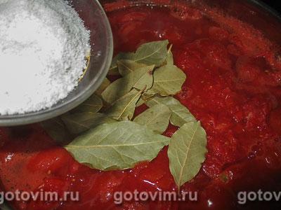Домашний рецепт томатного пюре, Шаг 05