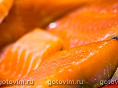 Томатный крем-суп с рыбой, Шаг 01
