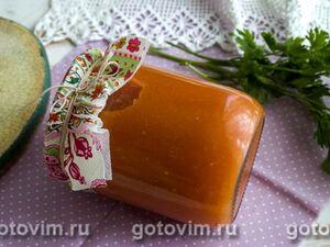 Томатный соус с баклажанами на зиму