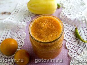 Томатный соус со сладким перцем на зиму