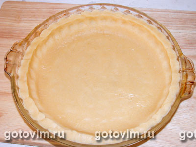 Пирог с белым шоколадом, Шаг 01