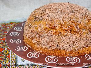 Торт «Медовая горка»
