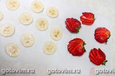 Торт с фруктами и желе, Шаг 09