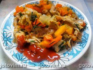 Чатни из яблок, манго и изюма, пошаговый рецепт с фото