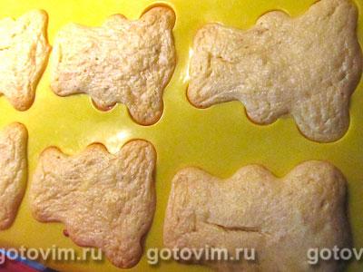 Творожно-банановое суфле, Шаг 08