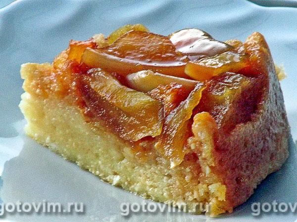 Рецепт творога с яблоком в микроволновке