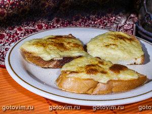Бутерброд «Уэльский кролик»