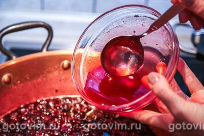 Вишнёвое варенье без косточек с пектином, Шаг 05