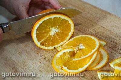 Клубничное варенье с апельсином, Шаг 04
