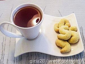 Венецианское печенье