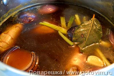 Вьетнамский суп фо, Шаг 04