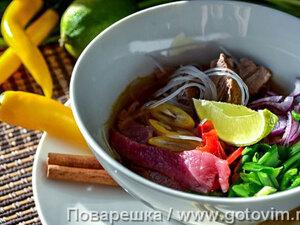 Вьетнамский суп фо