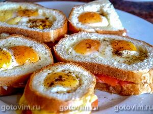 Яичная паста-намазка – кулинарный рецепт