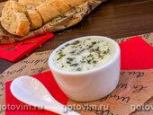Яйла – турецкий рисовый суп с йогуртом и мятой