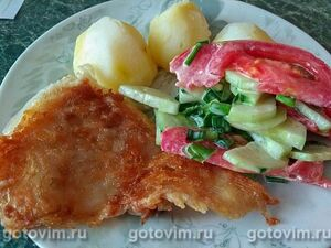Жареный фенхель – кулинарный рецепт