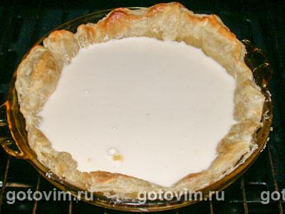 Пирог с заварным кремом, Шаг 02