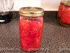 Закрутка свежих помидоров