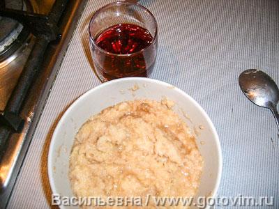 Баранина на косточке с помидорами и вином