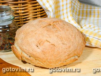 Датский хлеб на пиве. Фото-рецепт