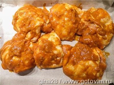 Дьявольская курица (chicken diablo)