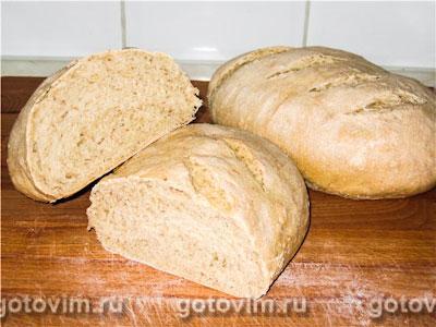 Домашний хлеб по французски